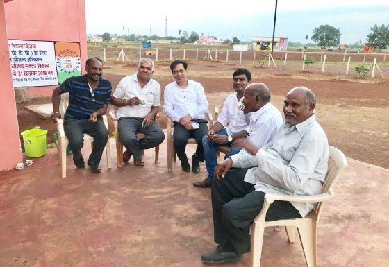 Visit at Pirda Village