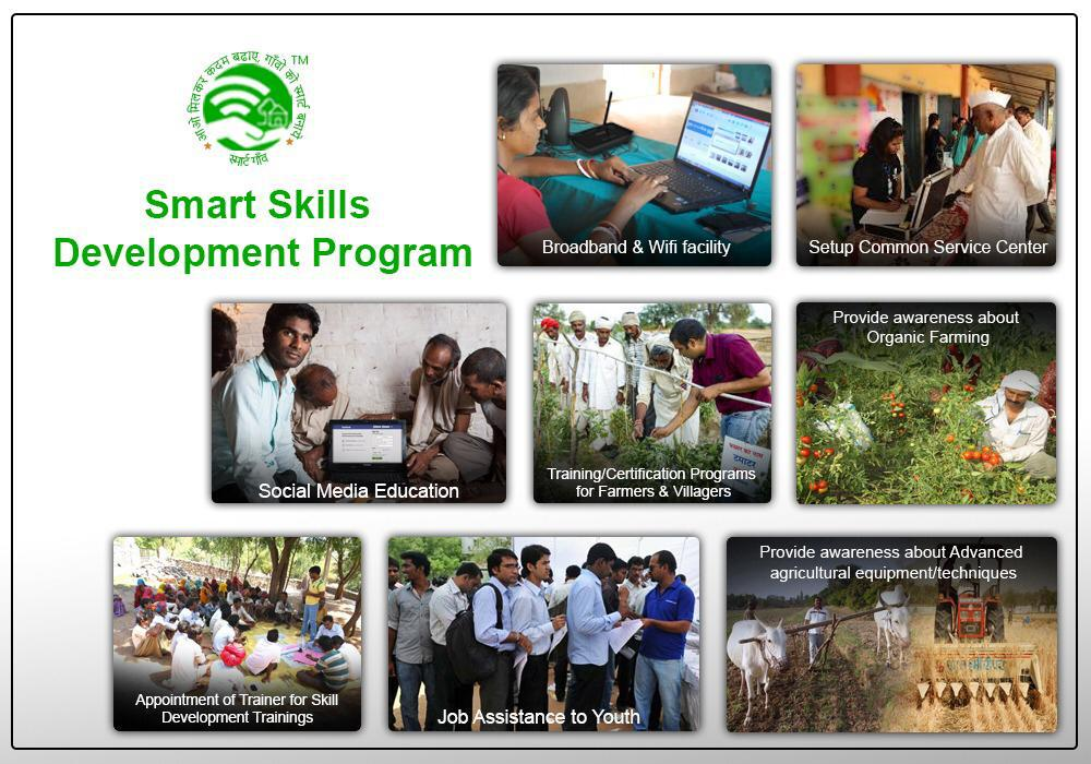 Smart Skills Development Program