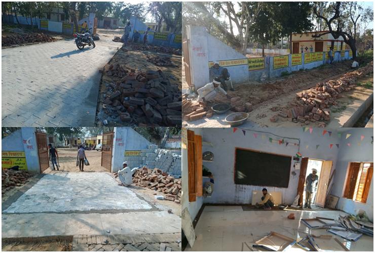 उच्च प्राथमिक पाठशाला(Amrutpur)