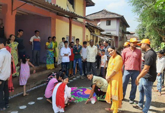 Pimplas Village Campaign